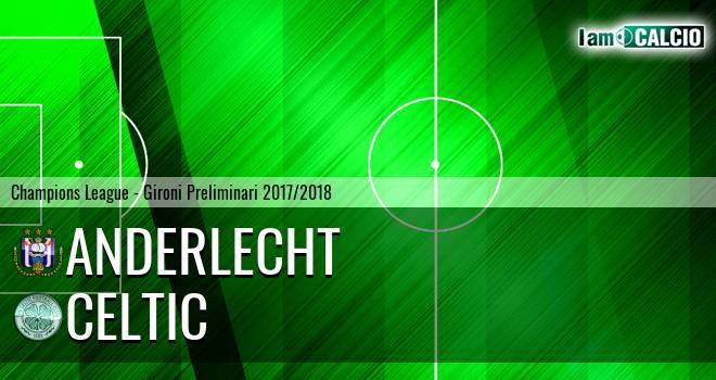 Anderlecht - Celtic