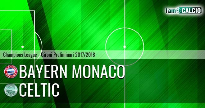 Bayern Monaco - Celtic