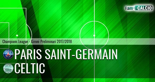Paris Saint-Germain - Celtic