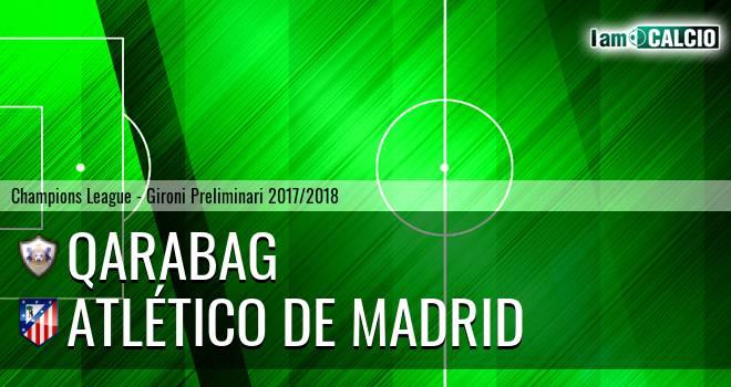 Qarabag - Atletico Madrid