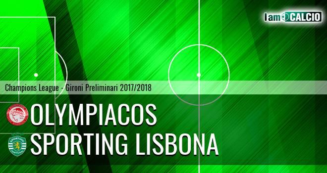 Olympiacos - Sporting Lisbona