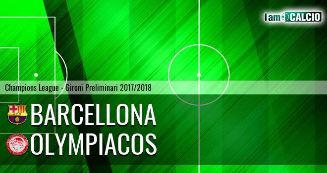 Barcellona - Olympiacos