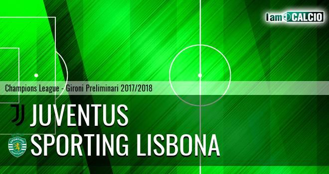 Juventus - Sporting Lisbona