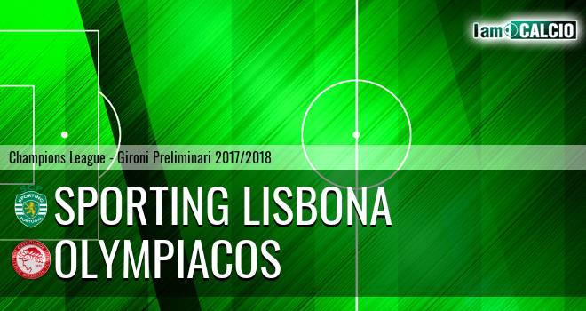 Sporting Lisbona - Olympiacos