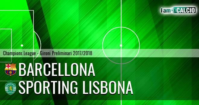 Barcellona - Sporting Lisbona
