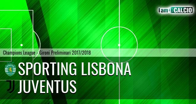 Sporting Lisbona - Juventus