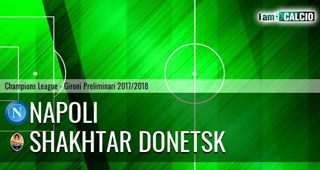 Napoli - Shakhtar Donetsk