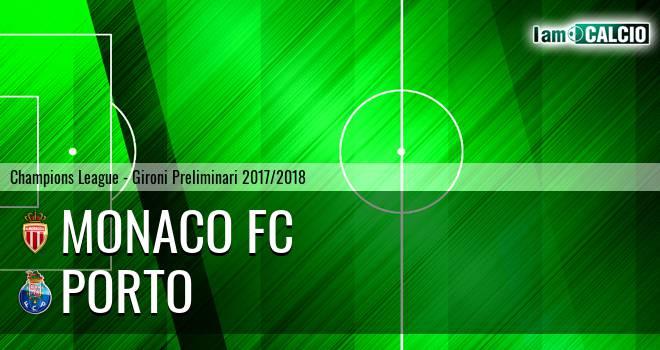 Monaco FC - Porto