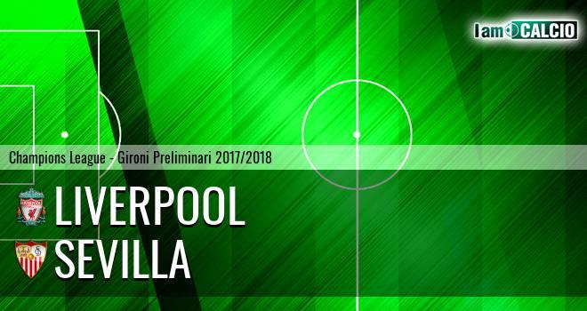 Liverpool - Siviglia