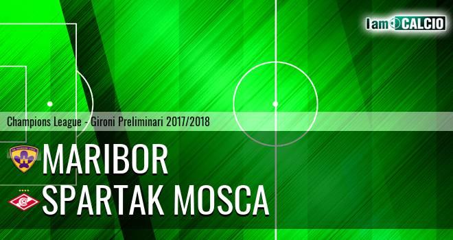 Maribor - Spartak Mosca