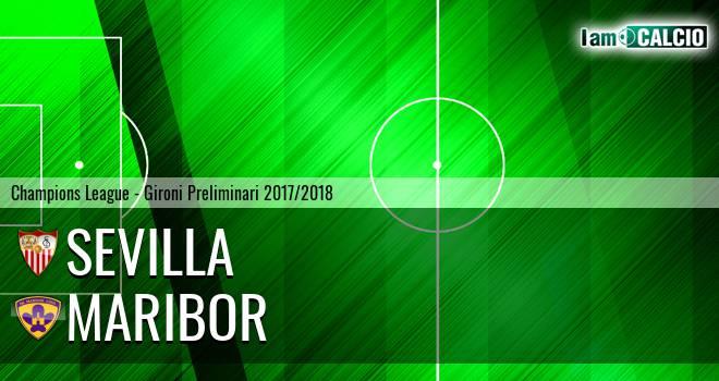 Sevilla - Maribor