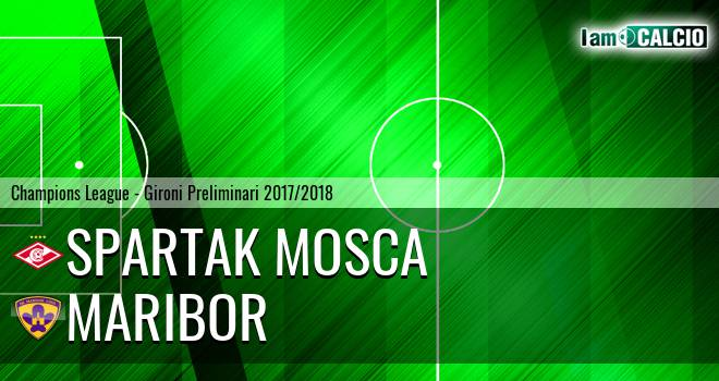 Spartak Mosca - Maribor