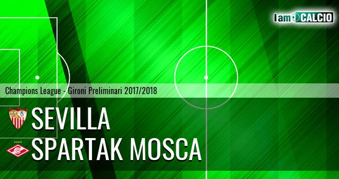 Siviglia - Spartak Mosca