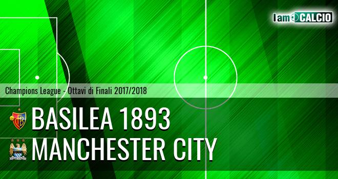 Basilea 1893 - Manchester City