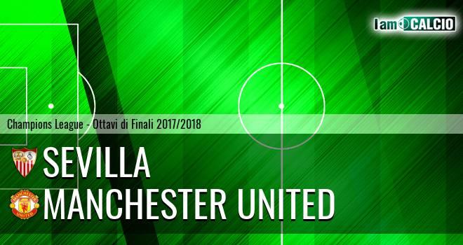 Siviglia - Manchester United
