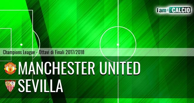 Manchester United - Siviglia