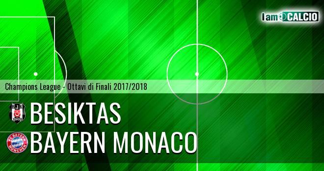 Besiktas - Bayern Monaco
