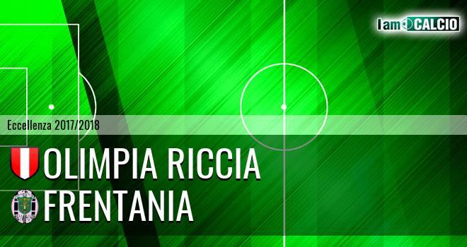 Olimpia Riccia - Frentania
