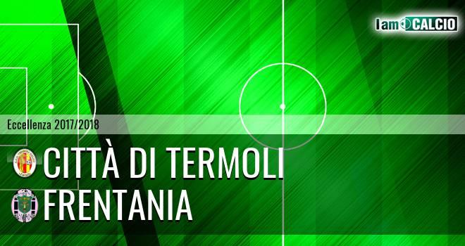 Calcio Termoli 1920 - Frentania