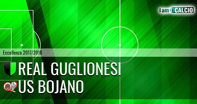 Real Guglionesi - US Bojano