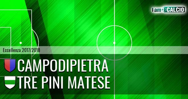 Campodipietra - Tre Pini Matese
