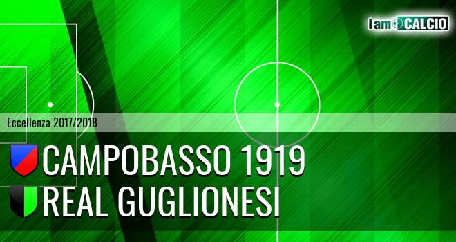 Campobasso 1919 - Real Guglionesi