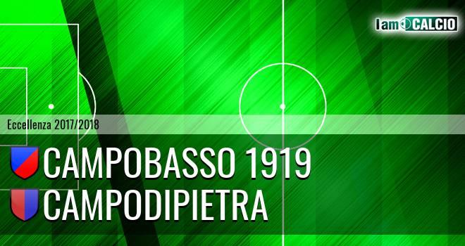 Campobasso 1919 - Campodipietra