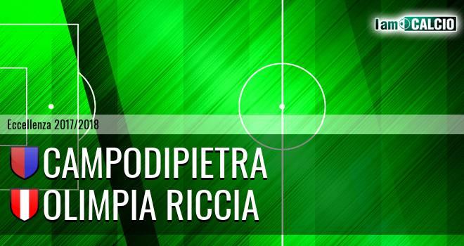 Campodipietra - Olimpia Riccia