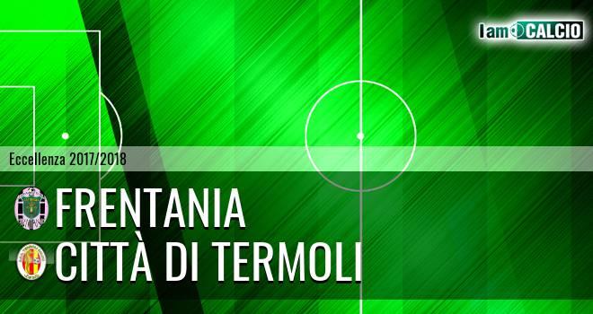 Frentania - Calcio Termoli 1920