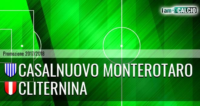 Casalnuovo Monterotaro - Cliternina