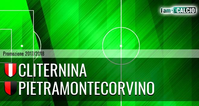 Cliternina - Pietramontecorvino