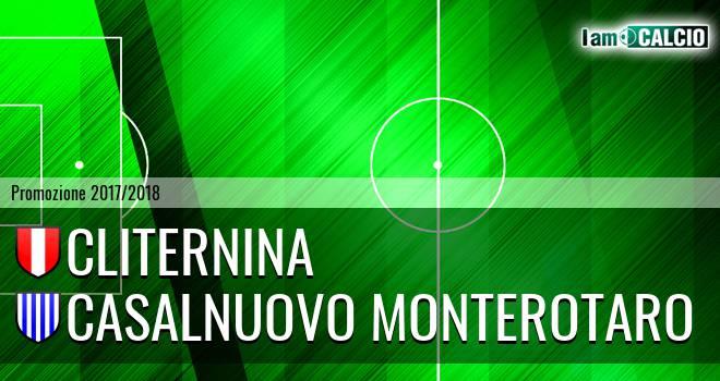Cliternina - Casalnuovo Monterotaro