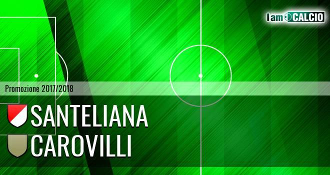 Santeliana - Carovilli