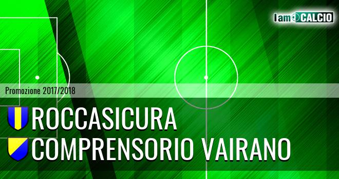 Roccasicura - Comprensorio Vairano