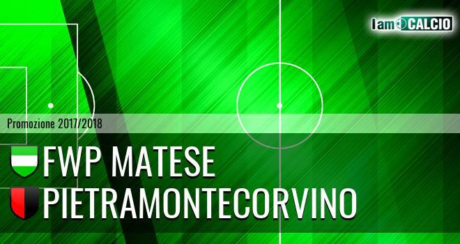 FWP Matese - Pietramontecorvino