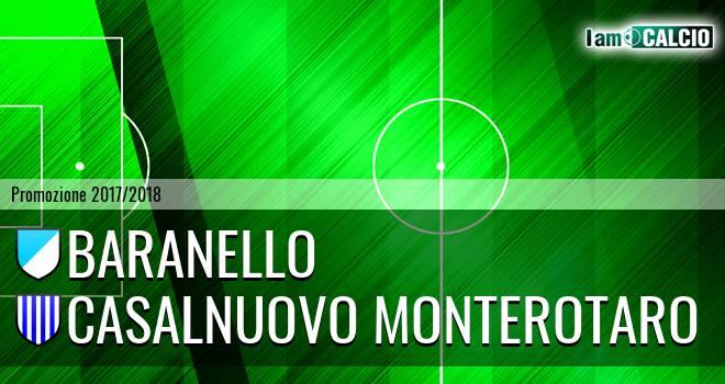 Baranello - Casalnuovo Monterotaro