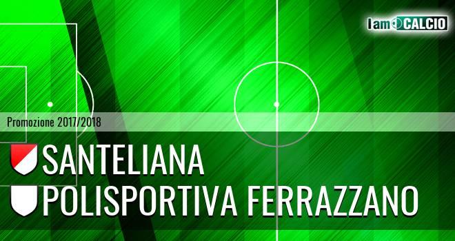 Santeliana - Polisportiva Ferrazzano