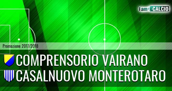Comprensorio Vairano - Casalnuovo Monterotaro