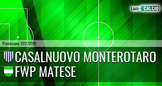 Casalnuovo Monterotaro - FWP Matese