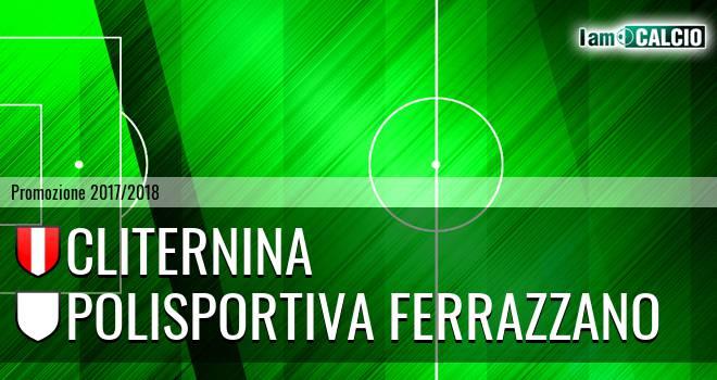 Cliternina - Polisportiva Ferrazzano
