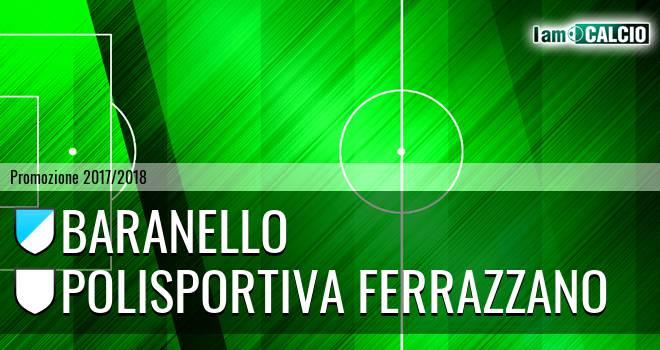 Baranello - Polisportiva Ferrazzano