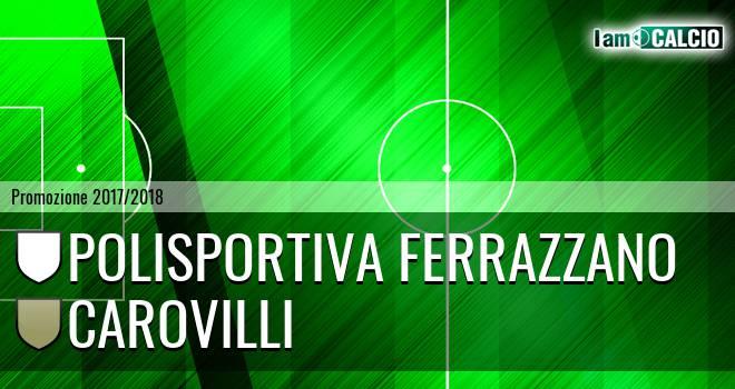 Polisportiva Ferrazzano - Carovilli
