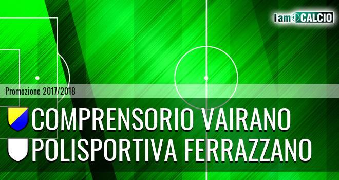 Comprensorio Vairano - Polisportiva Ferrazzano