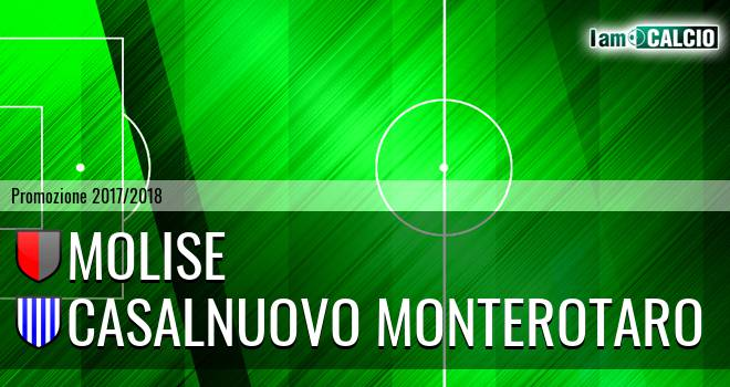 Rinascita Molise - Casalnuovo Monterotaro