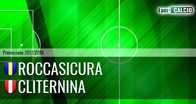 Roccasicura - Cliternina 4-0. Cronaca Diretta 15/04/2018
