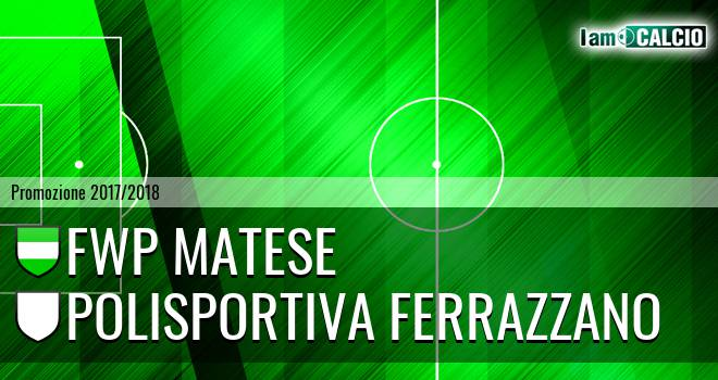 FWP Matese - Polisportiva Ferrazzano