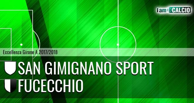 San Gimignano - Fucecchio