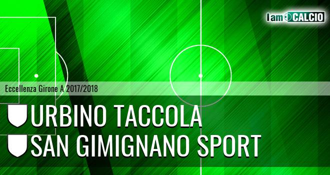Urbino Taccola - San Gimignano