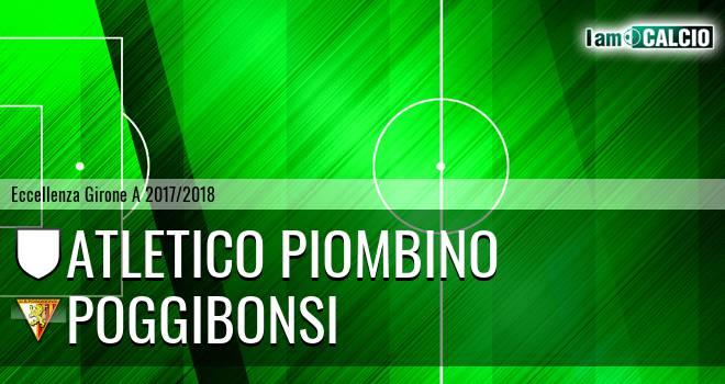 Atletico Piombino - Poggibonsi
