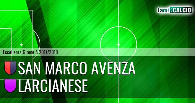 San Marco Avenza - Larcianese